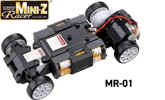 MINI-Z RACER MR-01 chassis