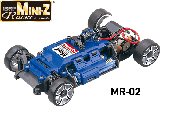 MINI-Z RACER MR-02 chassis