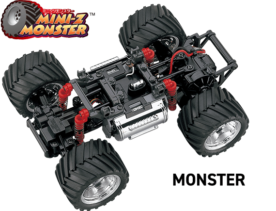 MINI-Z MONSTER chassis